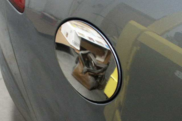 Jaguar X351 Chrome Petrol Cap